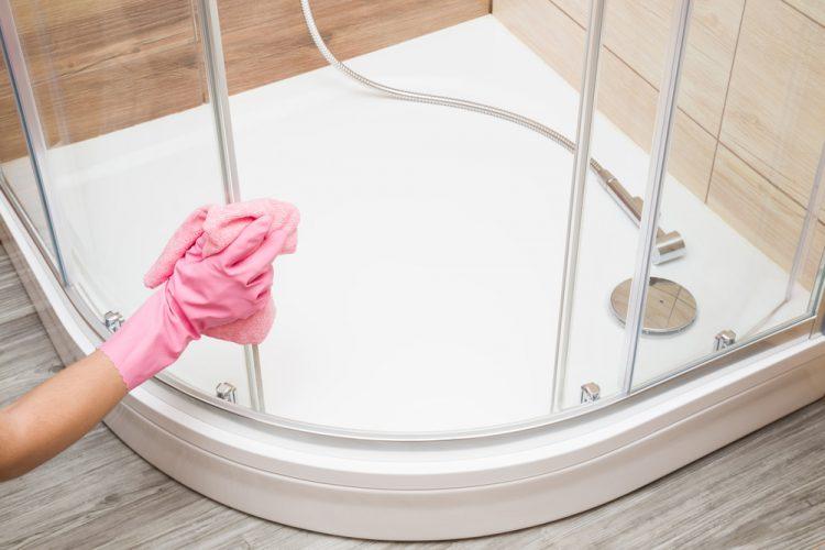5 Dakikada Duşakabin Temizliği Nasıl Yapılır?