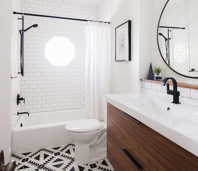 Küçük Banyo Dekorasyonu için İpuçları ve Öneriler